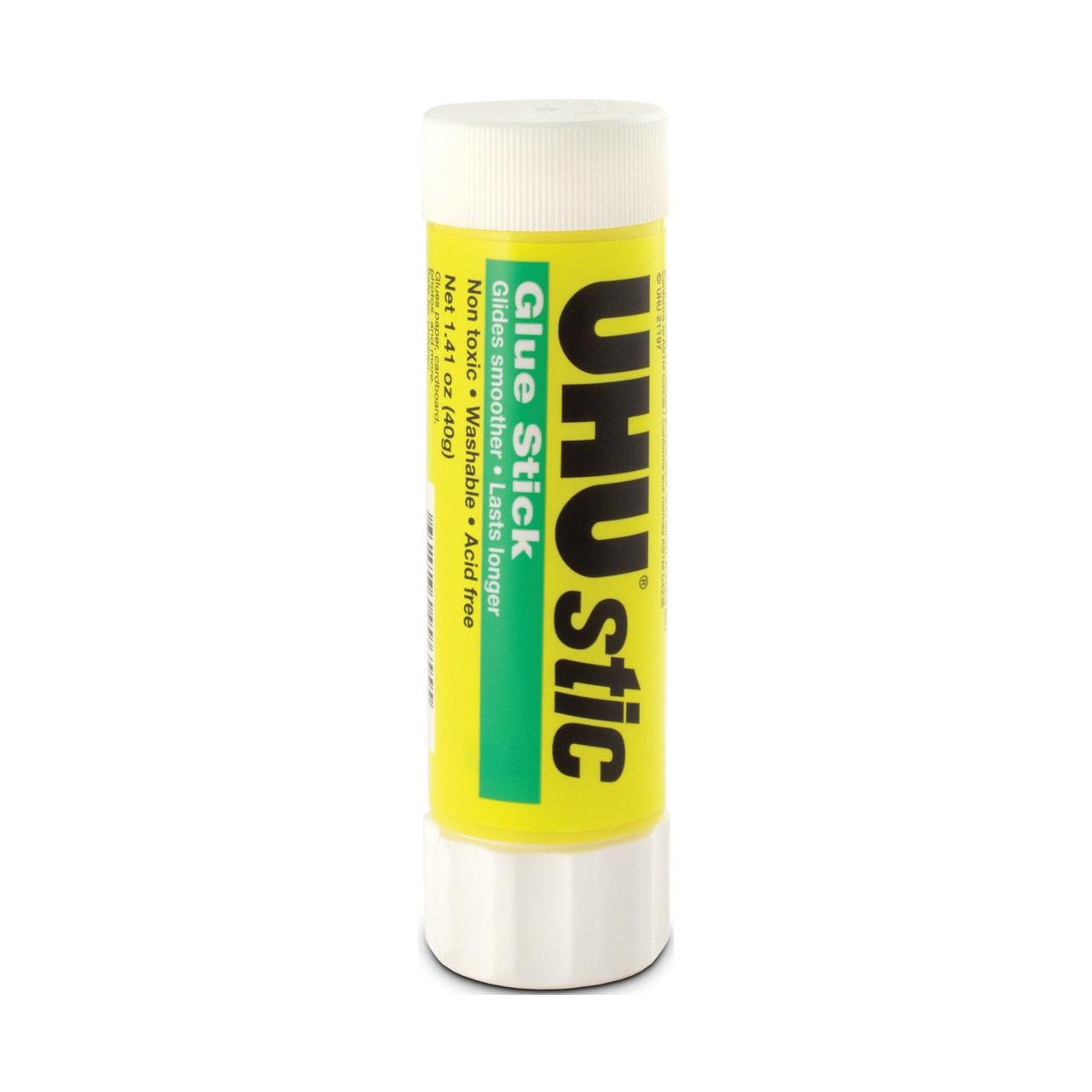 Uhu Stic Clear Glue Sticks