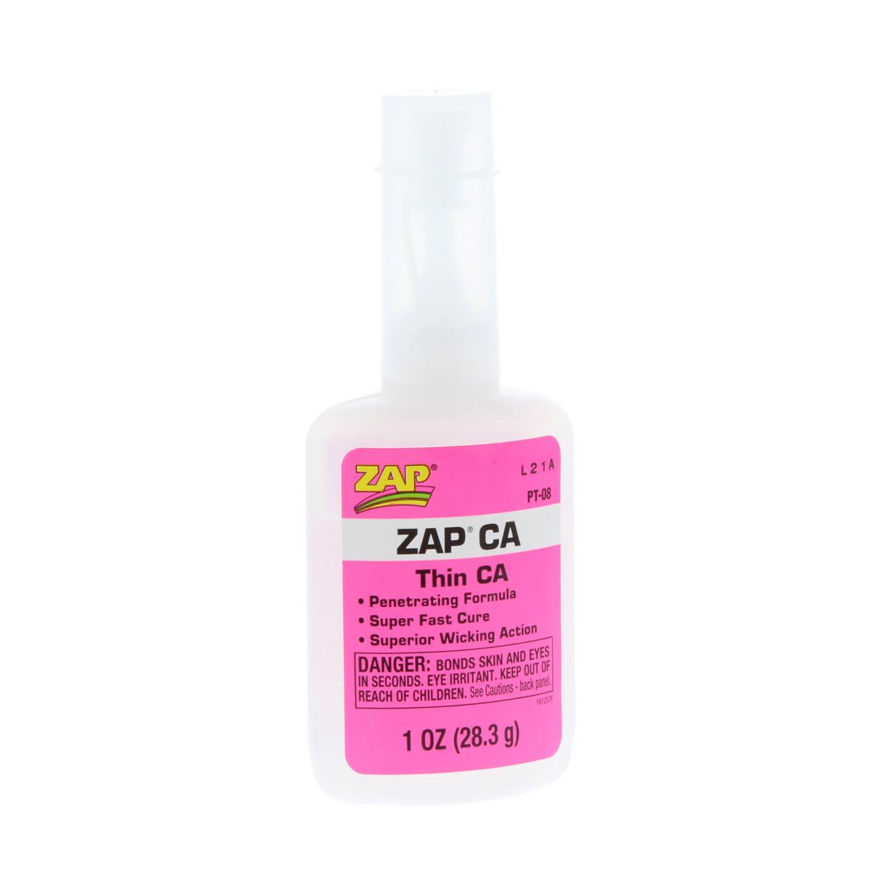 Zap-A-Gap CA Plus Adhesive