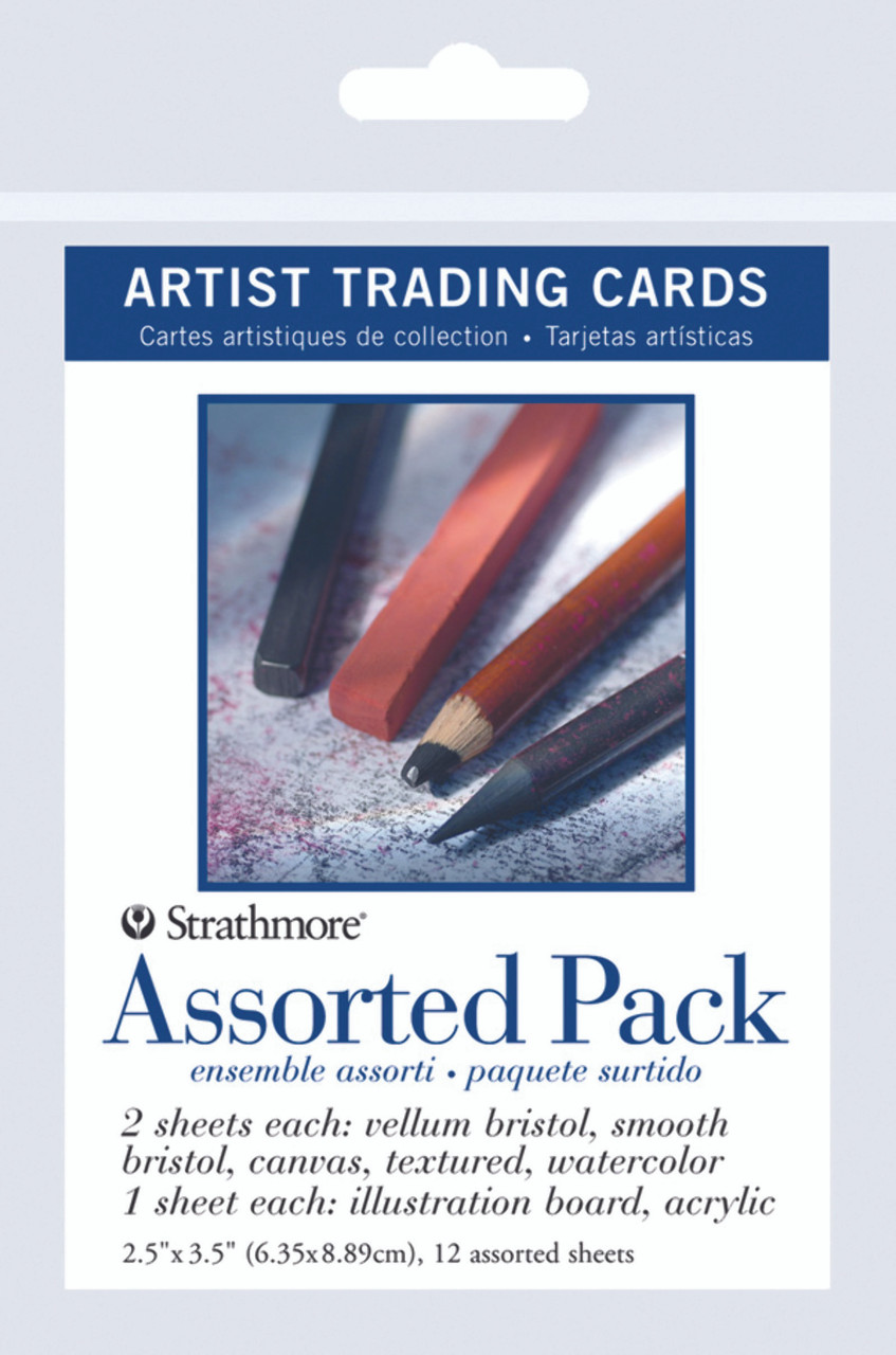 Artist Trading Card Pack Assorted Pack