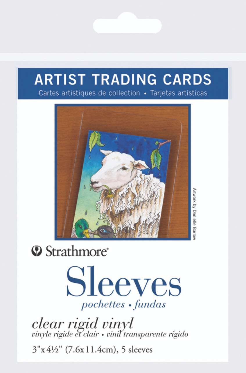 Artist Trading Card Sleeves
