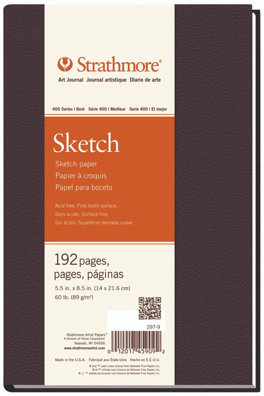 Hardbound Sketchbook 5 x 8
