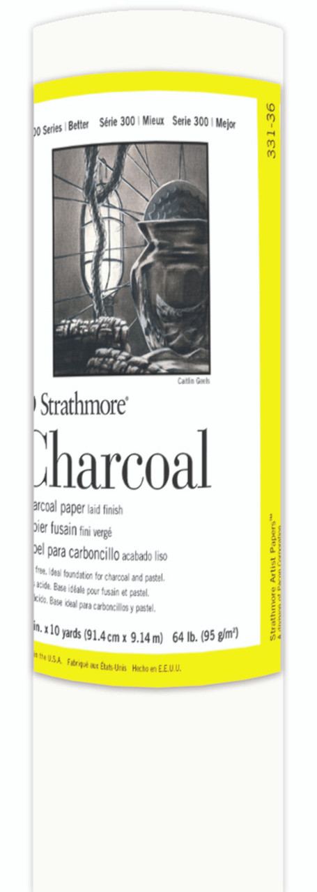 Fine Art Paper Roll Series 300 Charcoal 36 x 10yd 64lb