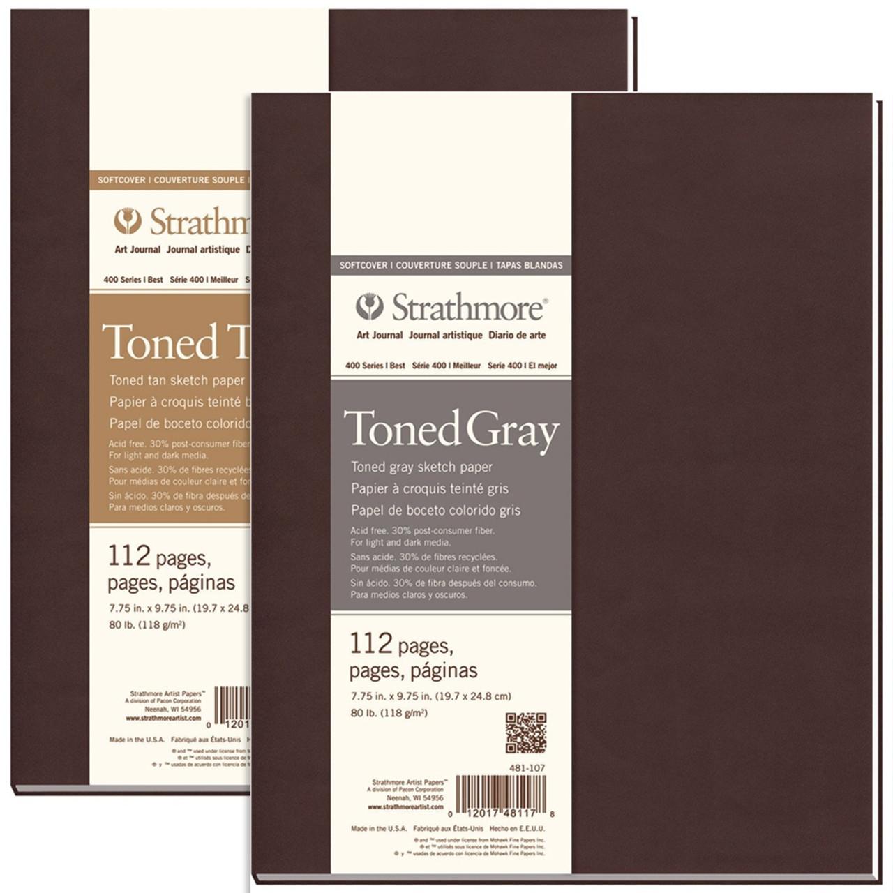 Strathmore Toned Art Journal 400 Series