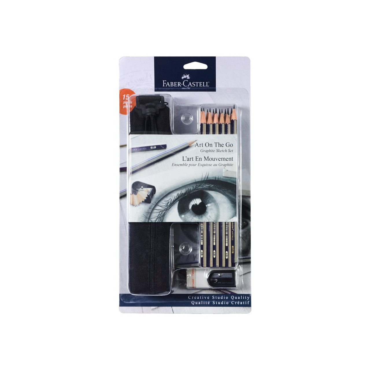 Art On The Go Drawing Kit