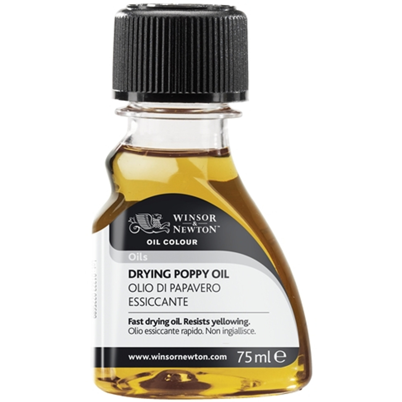 Drying Poppy Oil, 75ml