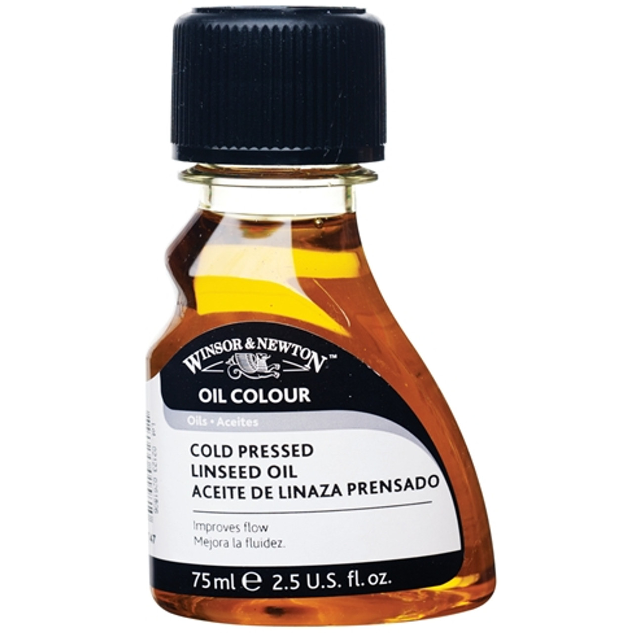 Cold-Pressed Linseed Oil, 75ml
