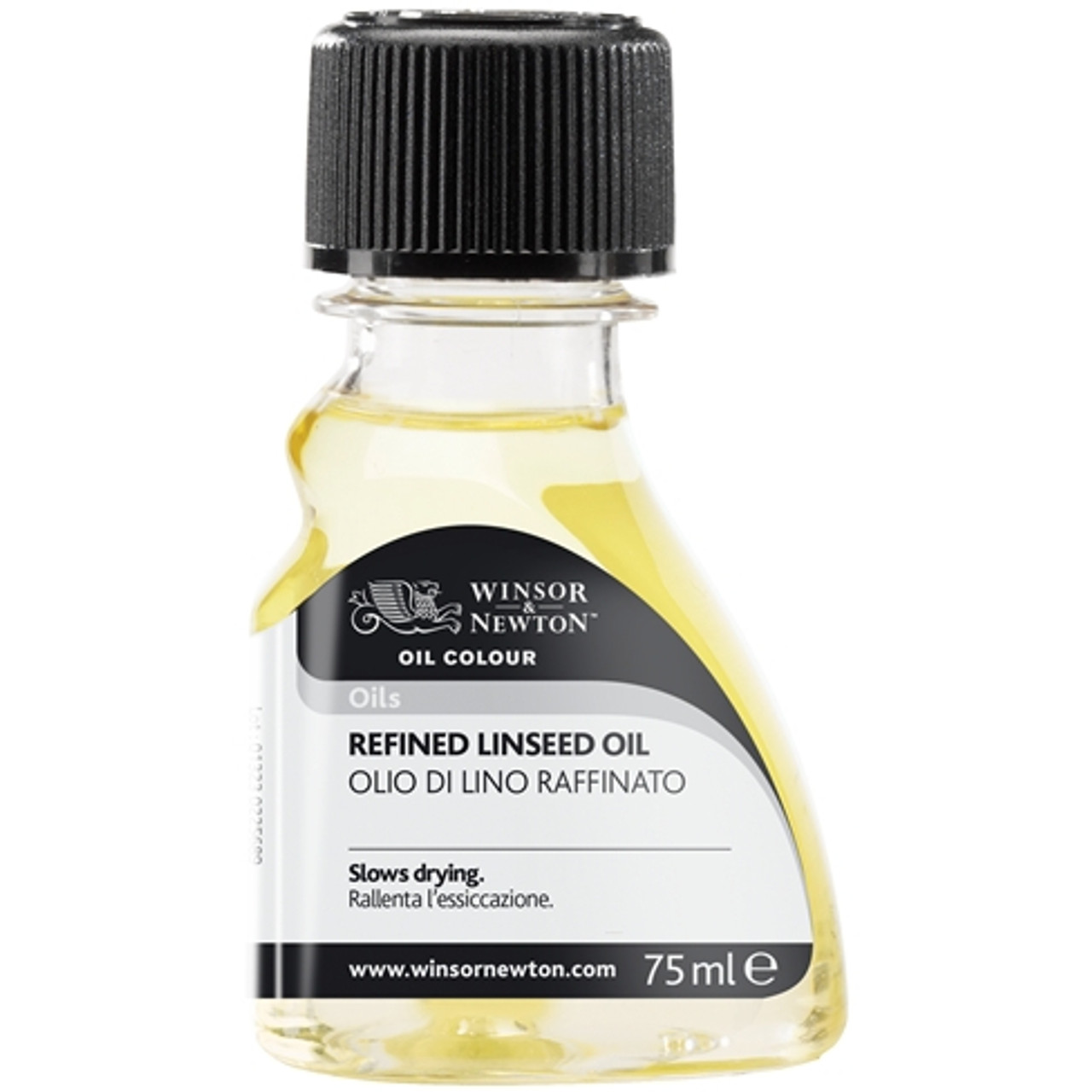 Refined Linseed Oil, 75ml