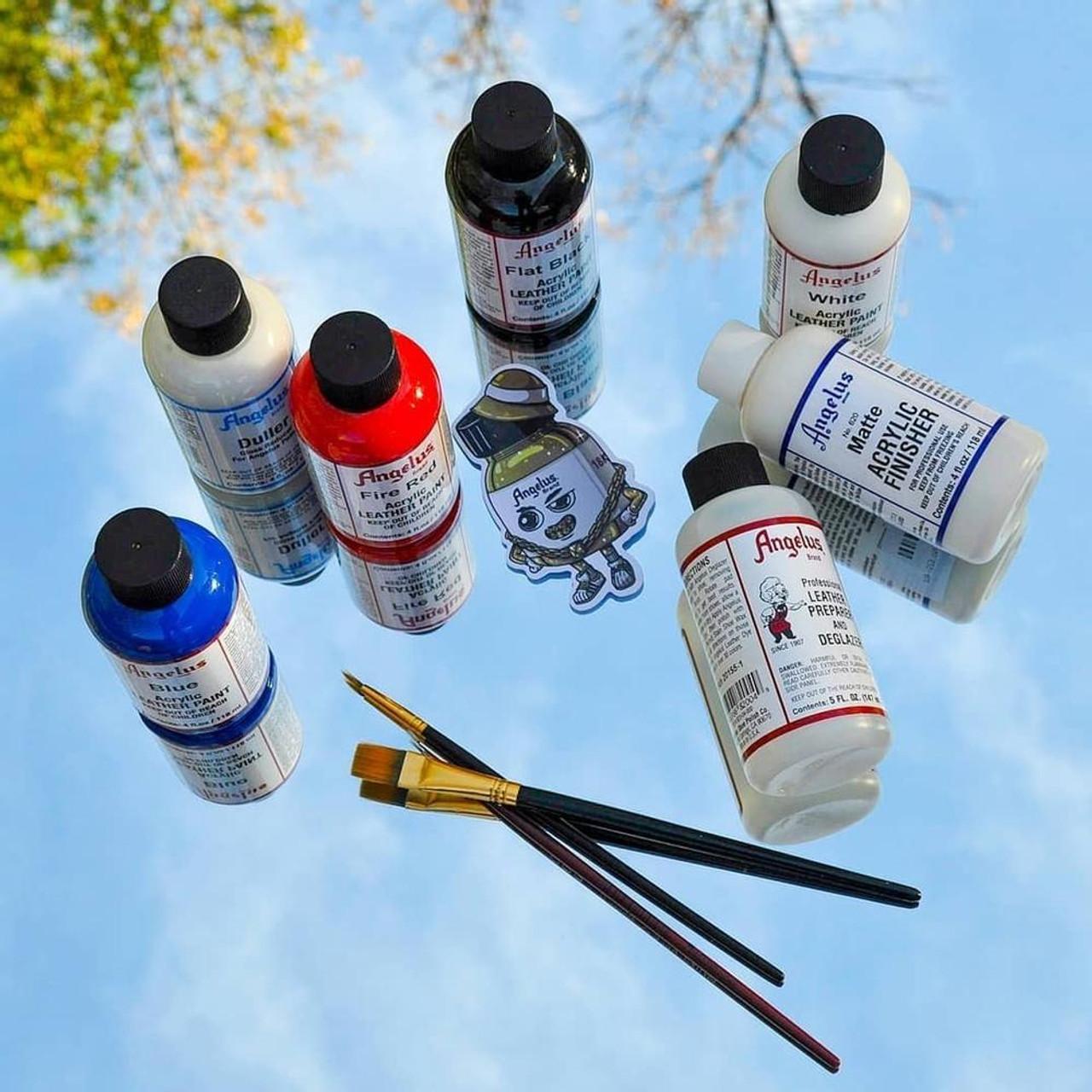 Angelus® Acrylic Leather Paint, 1oz