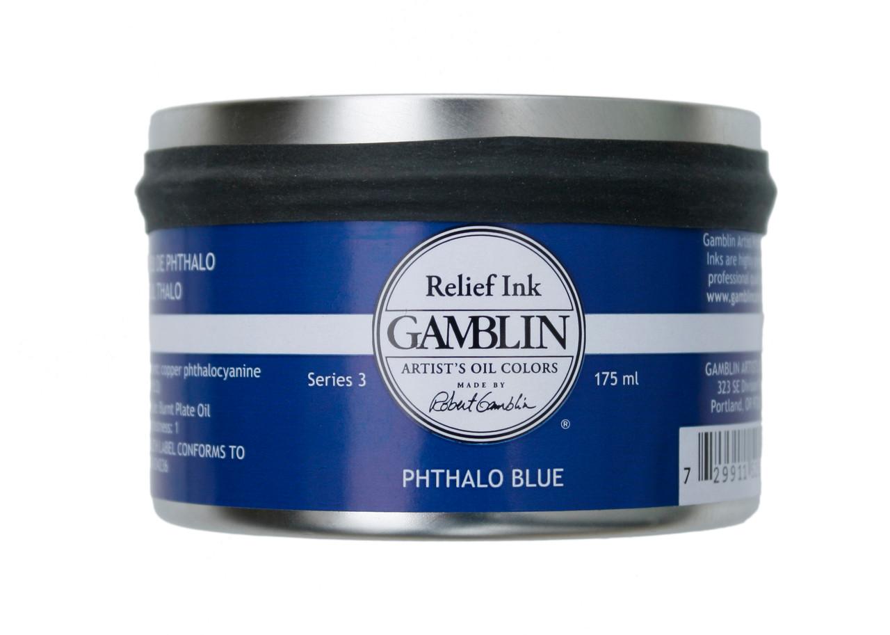 Gamblin Relief Ink