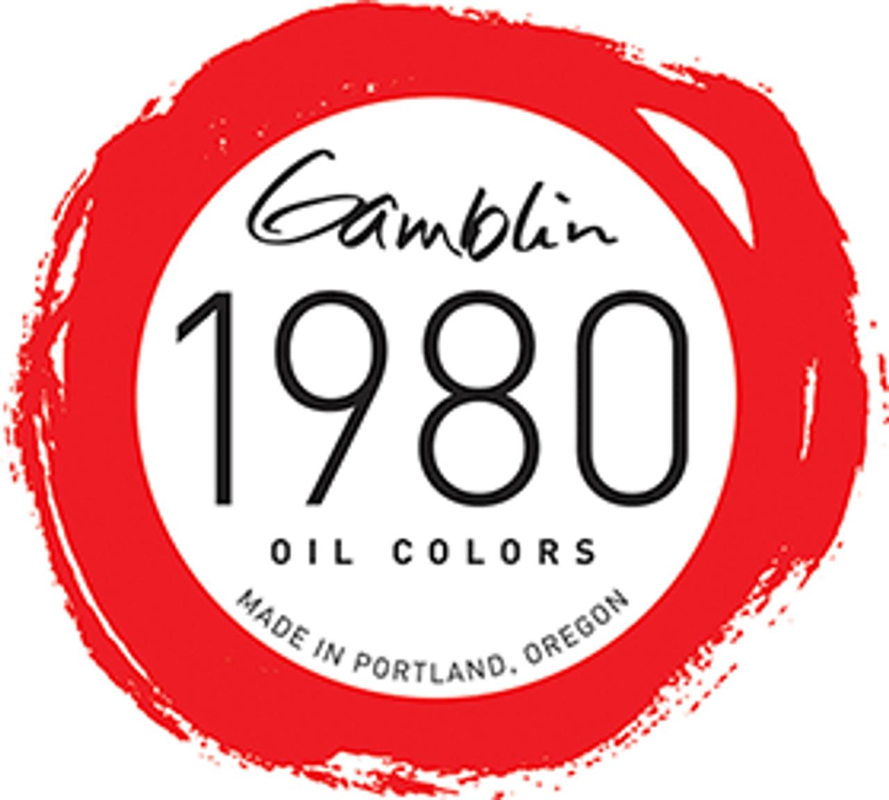 Gamblin 1980 Logo
