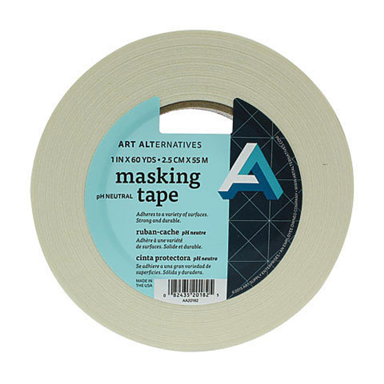 Art Alternatives pH Neutral Masking Tape 60yd