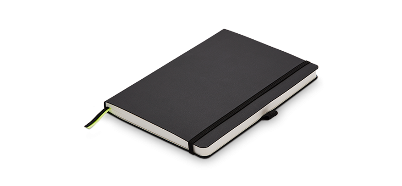 Lamy A5 Softcover Notebook, Black