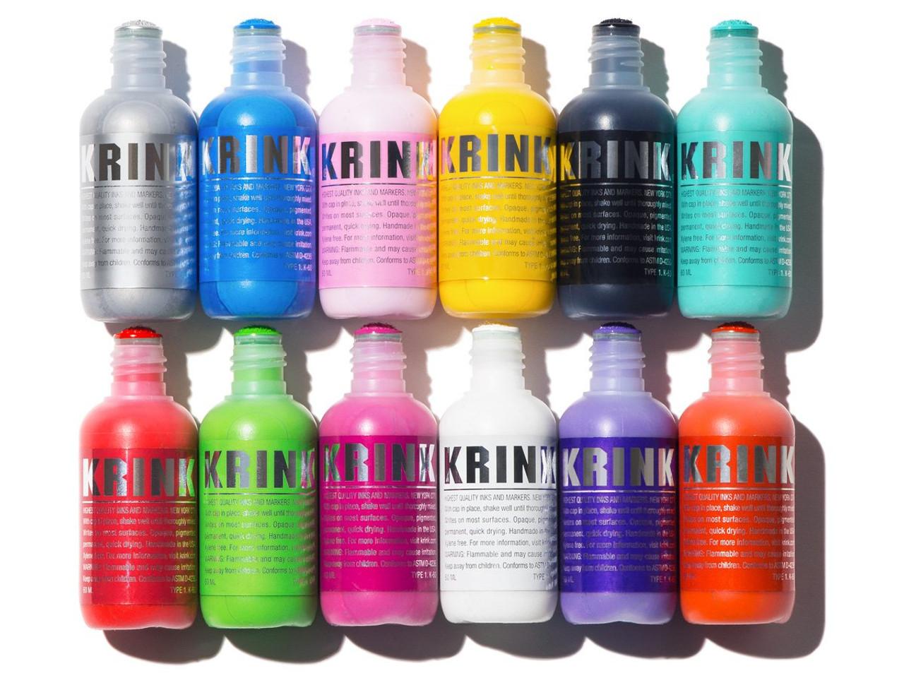Krink K-60 Squeeze Paint Marker
