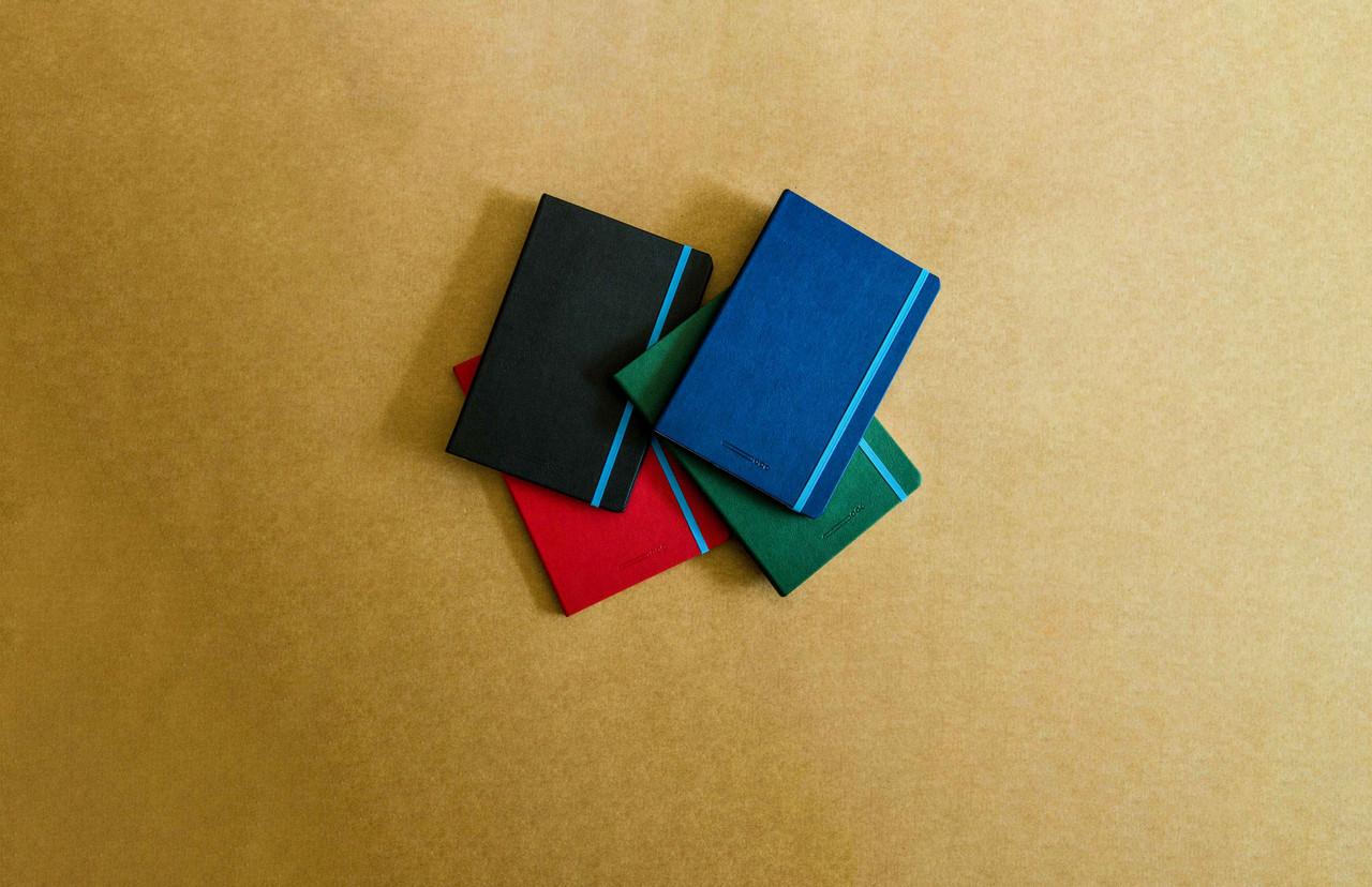 "Endless Recorder Notebook 5.5""x 8"""