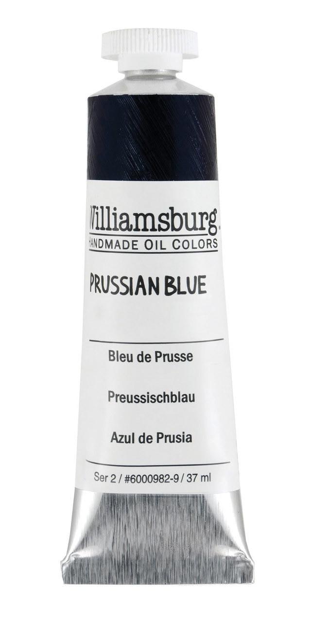 Williamsburg oil color