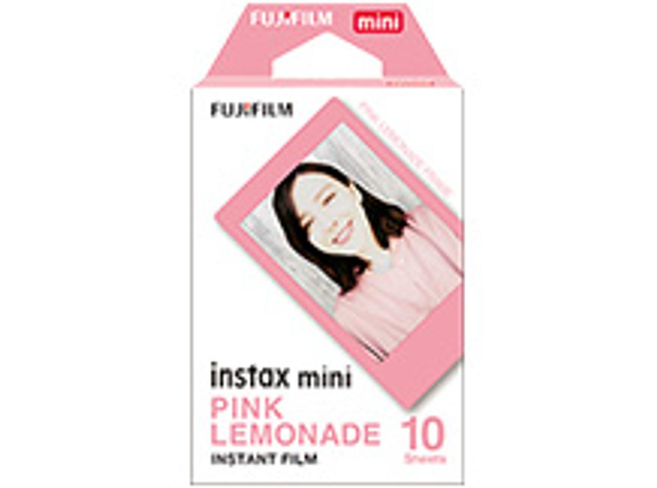 Instax Mini Film - Pink Lemonade