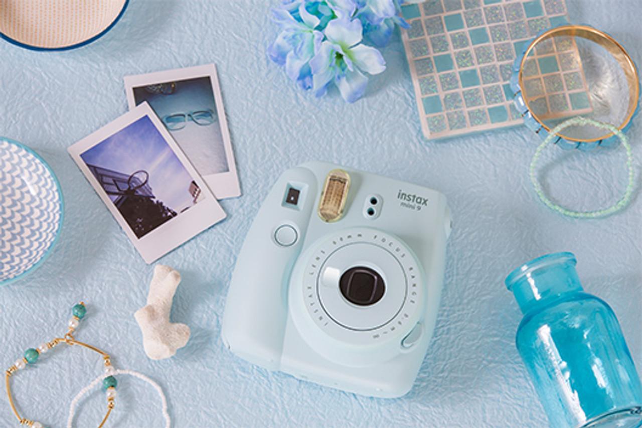 Fujifilm INSTAX® Mini 9 camera - Ice blue