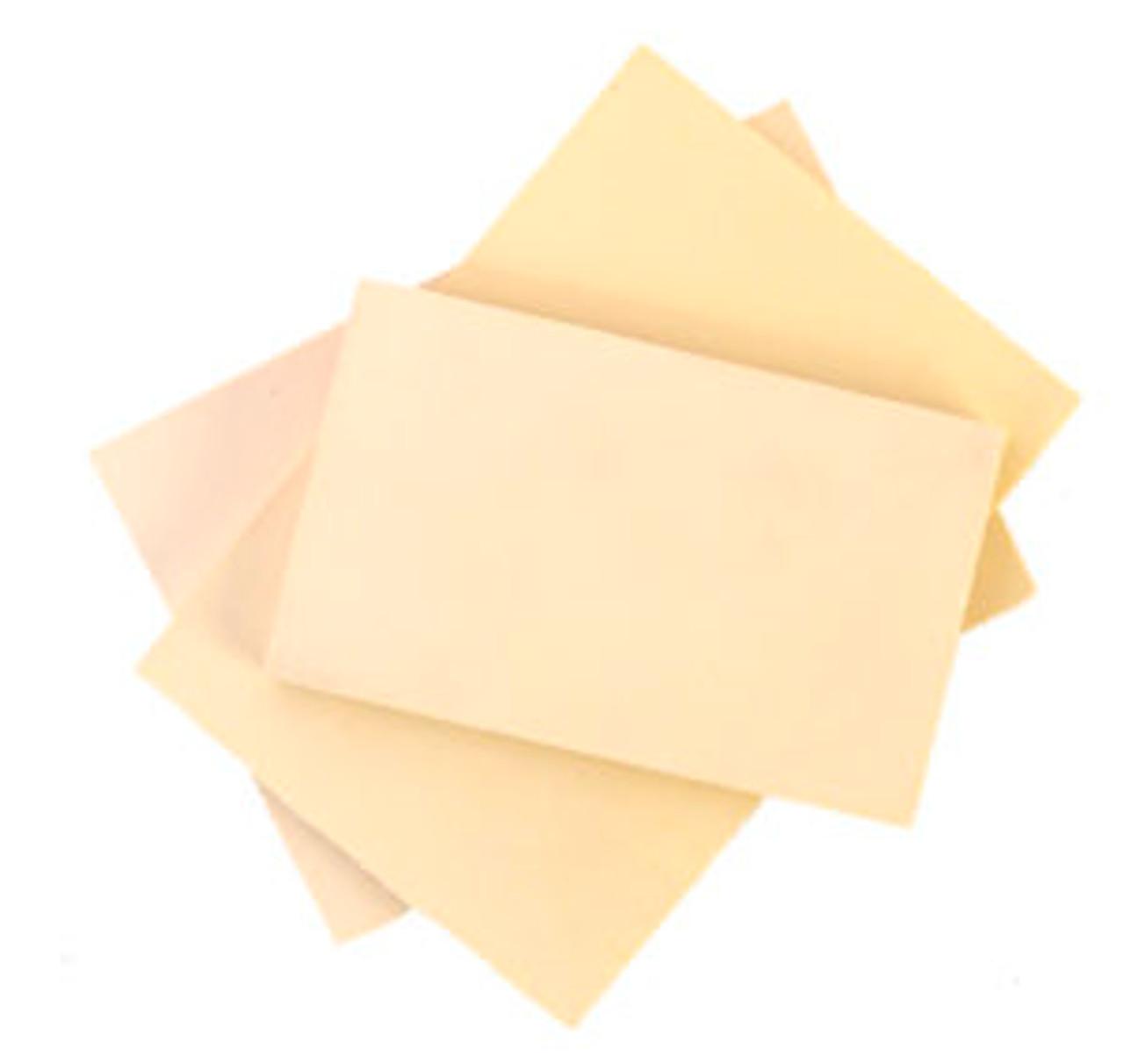 Speedy-Cut Blocks