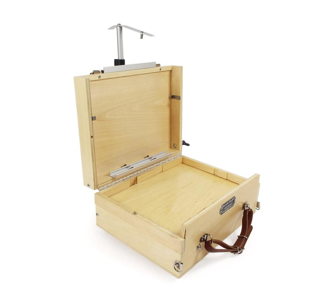 Guerilla Box (not included) Telescoping Easel 9x12