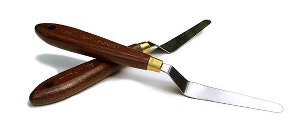 Bamboo Pallet Knife