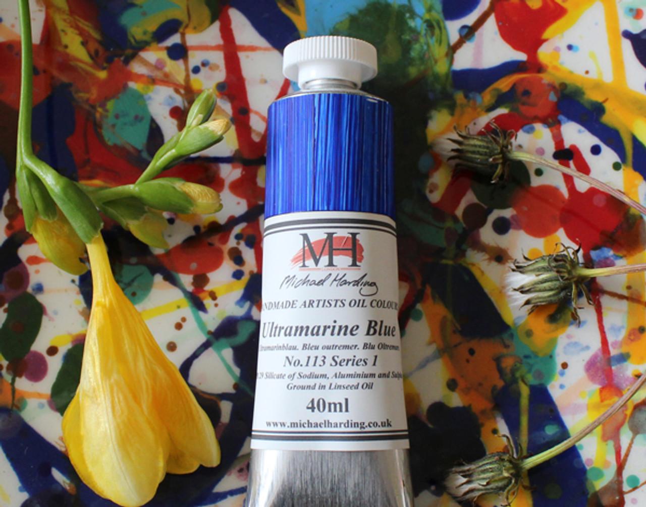 Michael Harding Oil Colours