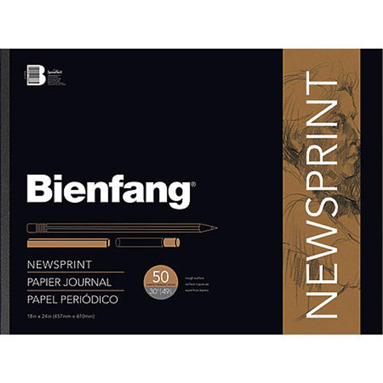 Bienfang Newsprint Pad