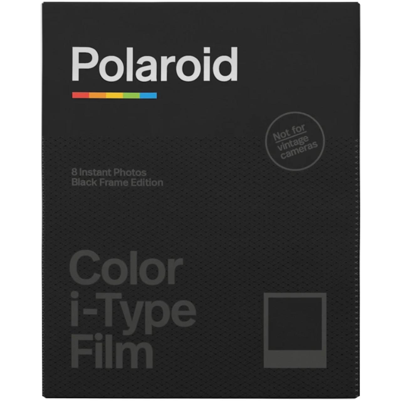 Polaroid i-Type Black Frame Edition