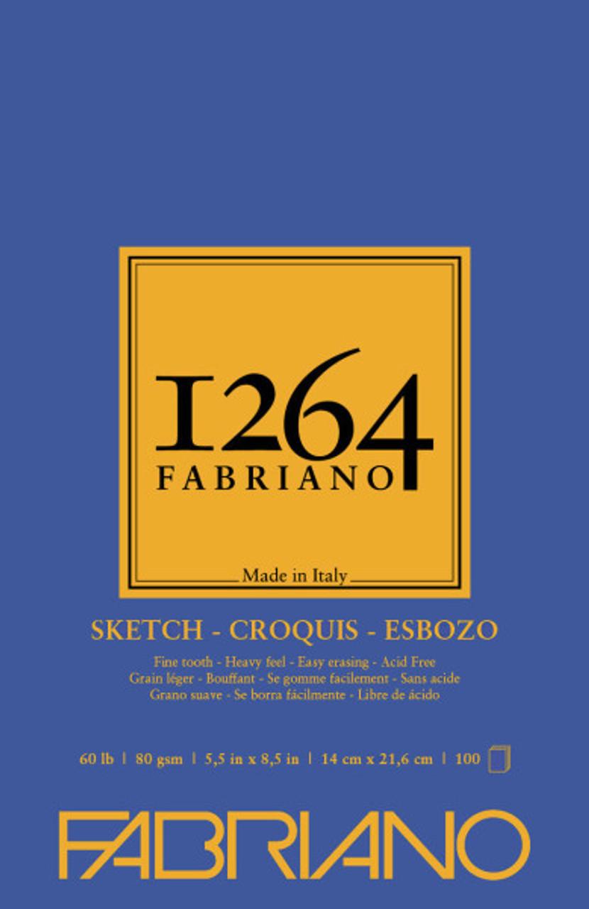 Fabriano 1264 Sketch Pad