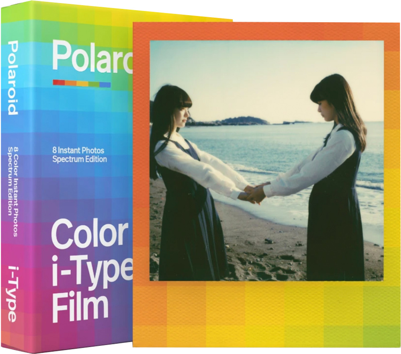 Polaroid Color Film for i-Type Spectrum Edition 8pk