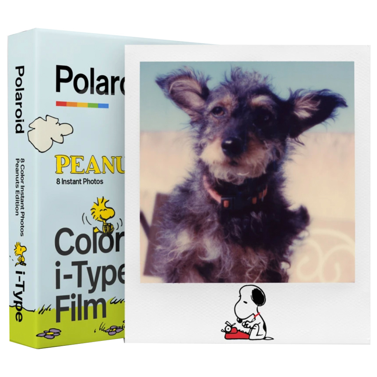 Polaroid Color Film for i-Type Special Edition Peanuts 8pk
