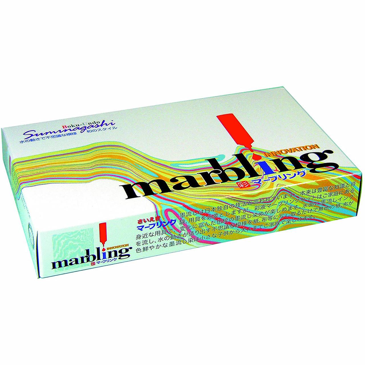 Suminagashi Marbling Kit