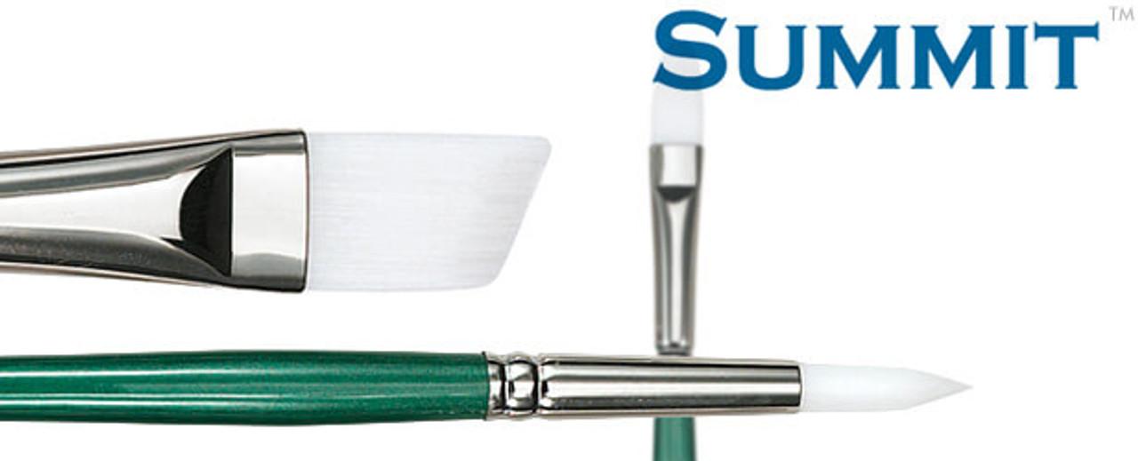 Summit Synthetic Bristle Brush