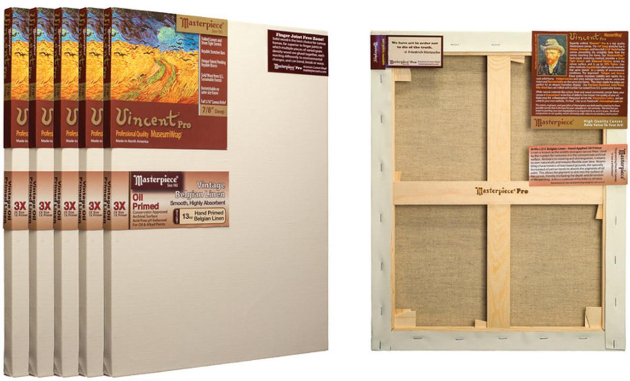 """Vincent Pro 7/8"""" Deep Monterey Canvas"""