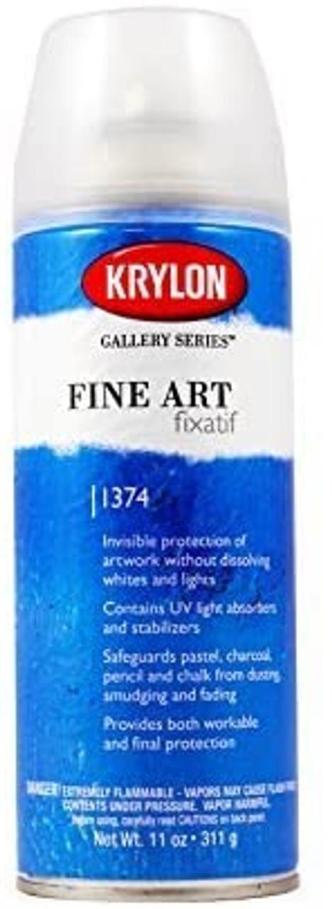 Krylon Fine Art Fixatif 11oz
