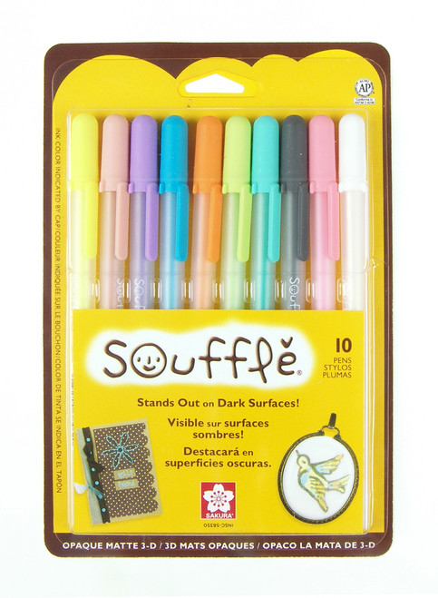 Souffle Assorted 10pc Set