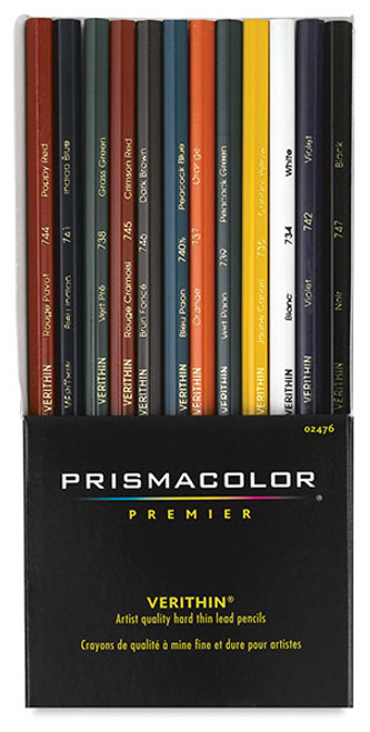 Prismacolor Verithin Pencil 12pc Set