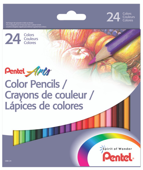 Pentel Colored Pencil Set