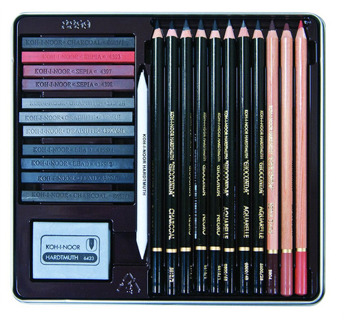 Gioconda 24-piece Art Set