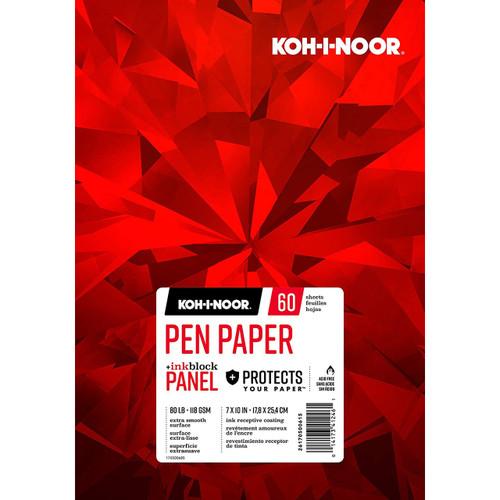 Koh-I-Noor Pen Paper Pad 7x10
