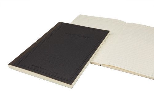 Oasis Notebook open