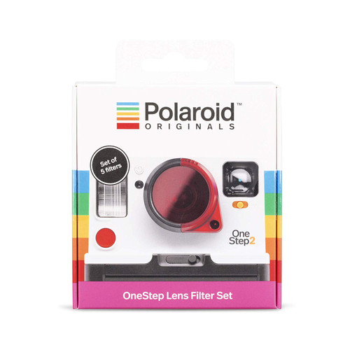 Polaroid OneStep™ Lens Filters box