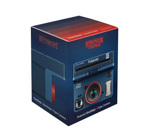 Polaroid OneStep™ 2 Viewfinder i-Type Stranger Things box