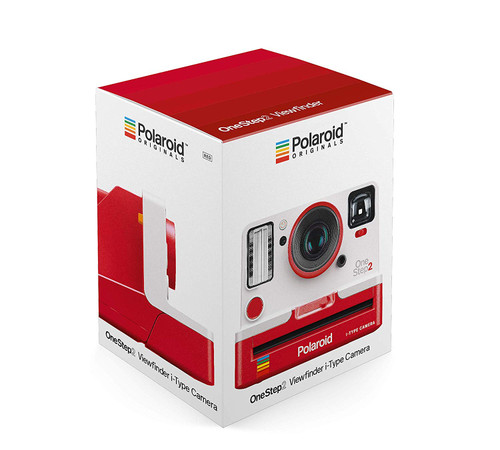 Polaroid OneStep™ 2 Viewfinder i-Type Red box