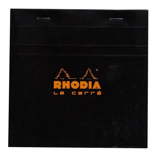 Rhodia Le Carré 5.75x5.75 Graph Black