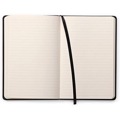 Rhodia Webnotebook A5 Lined Black