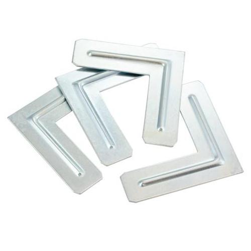 Metal Frame Corners for Aluminum Stretcher Bars