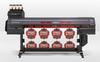 JFX200-2513 Flatbed UV Printer + UCJV150-160 Roll to Roll Printer