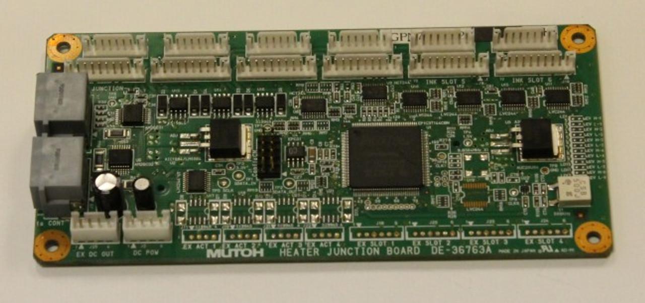 Mutoh ValueJet 1614A/1604 Heater Junction Board