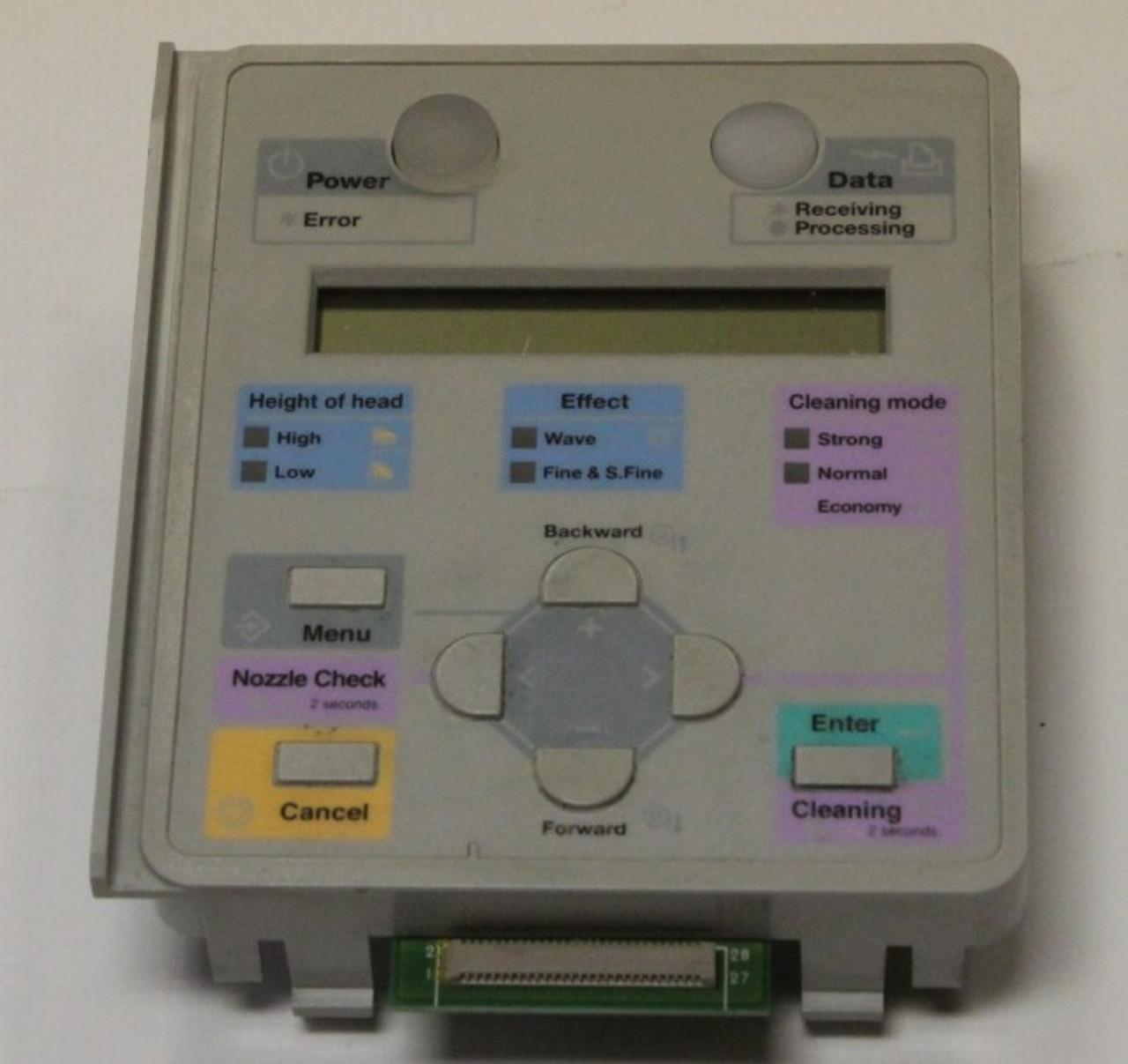 Mutoh ValueJet 1204 / 1304 / 1608 / 1614A / 1604 LCD Board