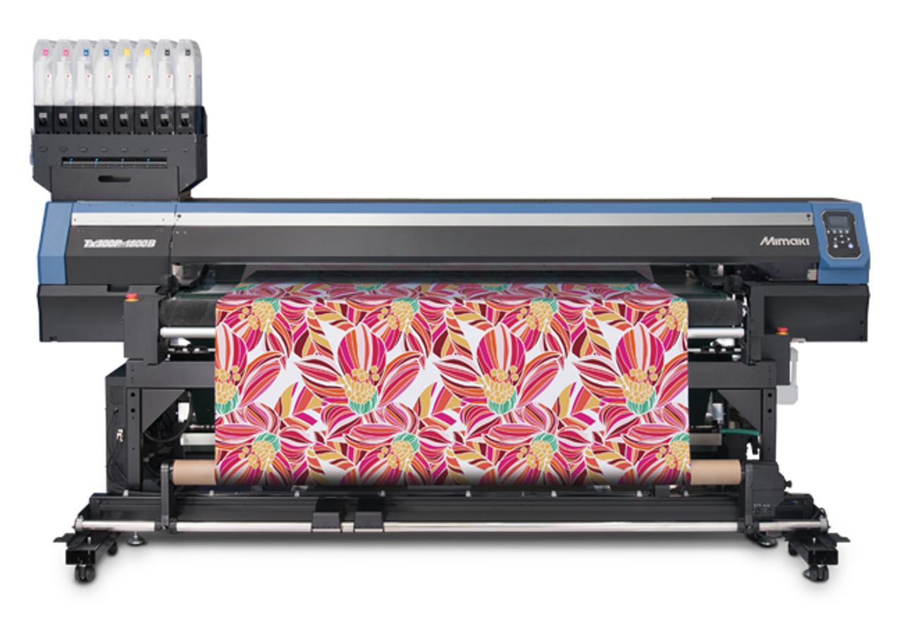 Tx300p 1800 Belt Drive Direct To Fabric Textile Printer Inkjet